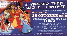 ... AL TEATRO DEI ROZZI