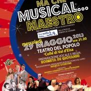 MA CHE MUSICAL … MAESTRO !!!