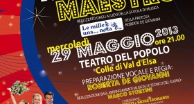 29 MAGGIO 2013 - TEATRO DEL POPOLO DI COLLE VAL D&#039;ELSA